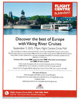 Viking River Cruise Event at Centre Mall- Sept 3