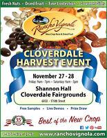 Rancho Vignola's Cloverdale Harvest Event