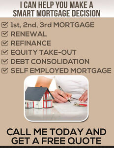 Buying a house? First Mortgage, Second Mortgage, Debt Consolidat
