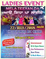 Ladies Event Mela Teeyan Da