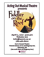 Fiddler on the Roof - see this classic heartwarming story