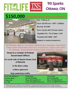 INS Market/Fit For Life Combo Store
