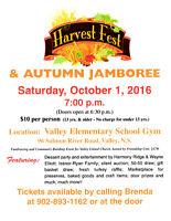 HarvestFest & Autumn Jamboree