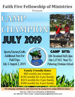 Only $85/Child for Awesome Day Camp!