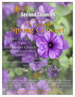 5th Annual Spring Concert