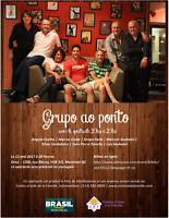 Spectacle musical: Grupo ao ponto
