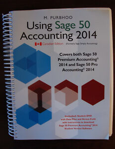 Using Sage 50 Canadian ed