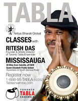 Tabla Lessons in Mississauga 20 mins from Oakville