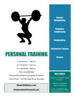 Personal Coach / Trainer
