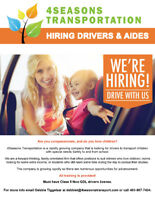 Class 2 drivers needed