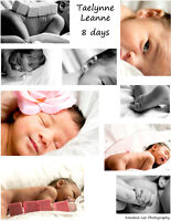 Maternity and newborn lifestyle photography package deal