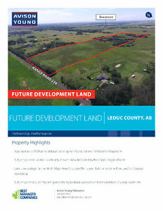 Future Development Land