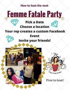 Looking for a girls night in?