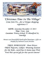 BUTTONS BY DESIGN WILL BE IN INNERKIPP DECEMBER 12TH