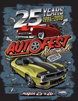 AUTOFEST NATIONALS 25th Anniversary