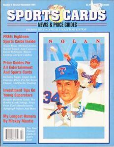 Allan Kaye Price Guide Nolan Ryan Regina Regina Area image 1