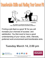 Your Transferable Skills and Find your Career Fit at EEC!