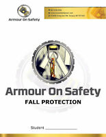 4 hour Fall Protection Re-certification Training