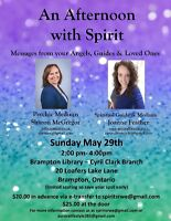 An Afternoon with Spirit - Mediumship Demonstration