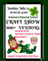 SHAMROCK FESTIVAL CRAFT SHOW