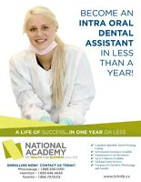 Earn Your Dental Assistant Diploma in 9 Months - Hamilton Campus