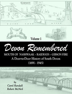 """WANTED """"Devon Remembered"""" Volume 1"""