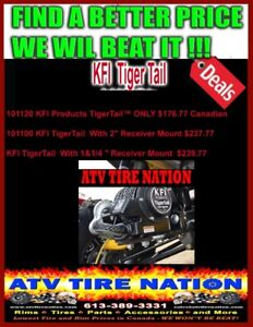 KFI Tiger Tail Canada Lowest price ATV TIRE NATION we price beat