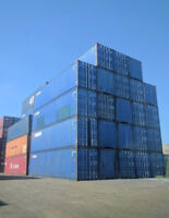 SHIPPING CONTAINERS/STORAGE CONTAINERS/SEACANS. BEST PRICE,