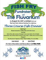 The Fluvarium's Annual Fish Fry