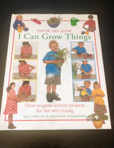 Show me how to grow things AND The Animal Atlas
