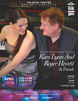 An Intimate Evening with Kari Lynn and Roger Hewett