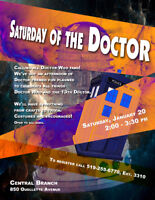 Saturday of the Doctor: A Doctor Who Fandom Event