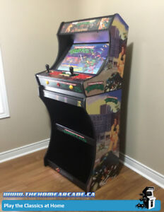 New Premium Arcade Bartop Cabinet, Stand w/ over 9,880 games Wty