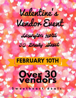 Valentines Special Event