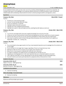 Resume Writing Services In Edmonton Kijiji Classifieds