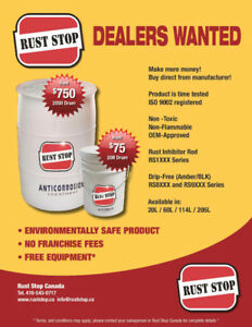 Premier Non Drip Rust Protection