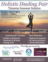 Timmins Holistic Healing Fair