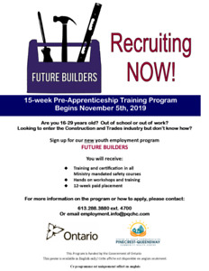 Construction Find Construction Jobs In Ottawa