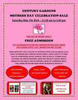 Mother's Day Craft Show May 7th from 11 to 3 pm 340 Vodden St E