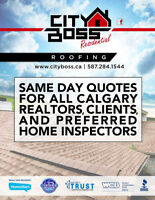 Residential Roofing Company Calgary - Your Asphalt Roof Speciali