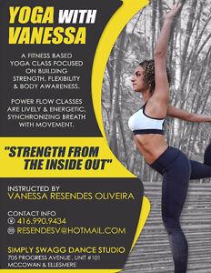 -Private / Semi-Private- Yoga Classes **STUDIO CLASSES & IN HOME