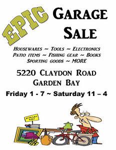 EPIC Garage Sale!!!