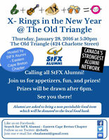 X-Rings in the New Year