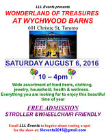 VENDORS WANTED SHOW AUG 6, 2016