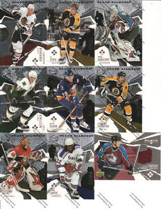 Trade 38 cards for 1 card from 2003-04 Black Diamond #184