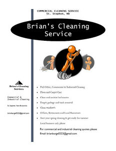 Brian's Cleaning Service
