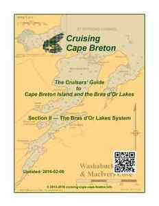 Cruising Guide to Bras d'Or Lakes and Coastal Cape Breton
