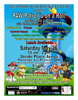 PAW Patrol is on a Roll! Carnival Meet & Greet