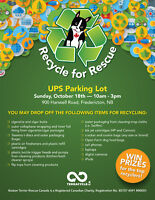 Recycle for Rescue