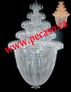 Swarovski Crystal Chandeliers Directly From Original Supplier